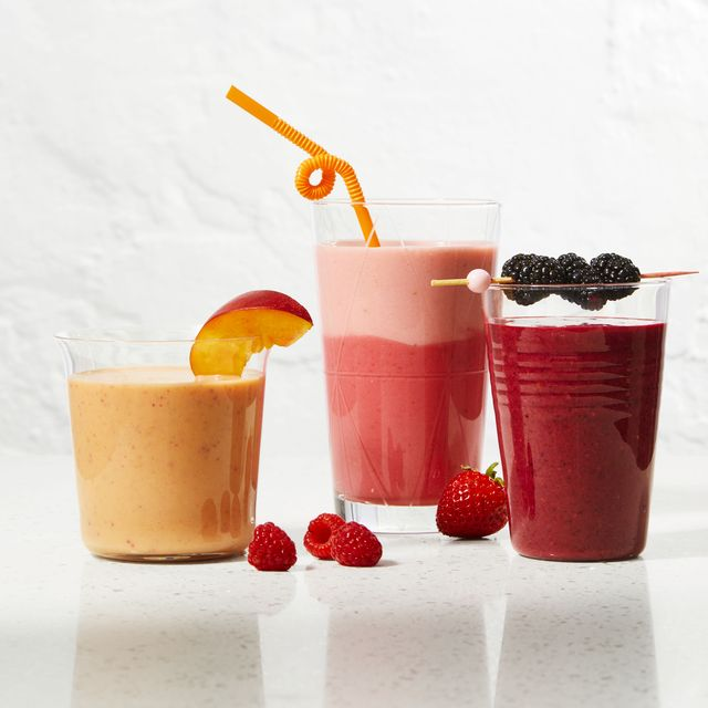 Build Your Own Smoothies & Blends